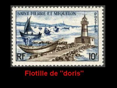 ST-PIERRE & MIQUELON - L'épopée maritime des Terre-Neuvas  2610