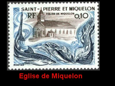 ST-PIERRE & MIQUELON - L'épopée maritime des Terre-Neuvas  2710