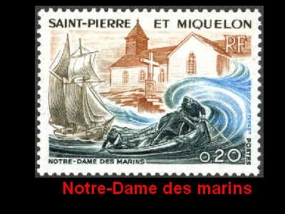 ST-PIERRE & MIQUELON - L'épopée maritime des Terre-Neuvas  2810