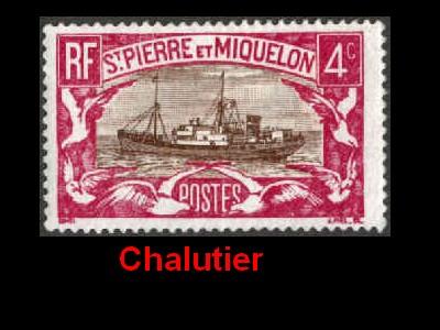 ST-PIERRE & MIQUELON - L'épopée maritime des Terre-Neuvas  510