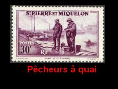 ST-PIERRE & MIQUELON - L'épopée maritime des Terre-Neuvas  610