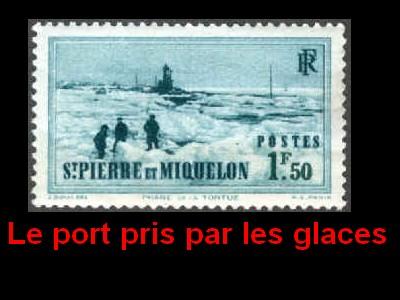 ST-PIERRE & MIQUELON - L'épopée maritime des Terre-Neuvas  710