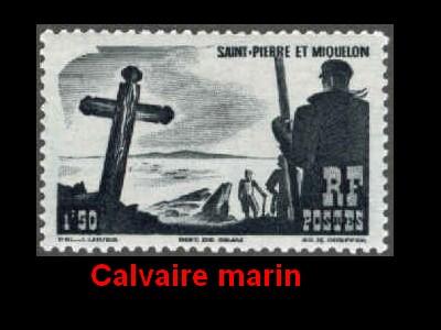 ST-PIERRE & MIQUELON - L'épopée maritime des Terre-Neuvas  910