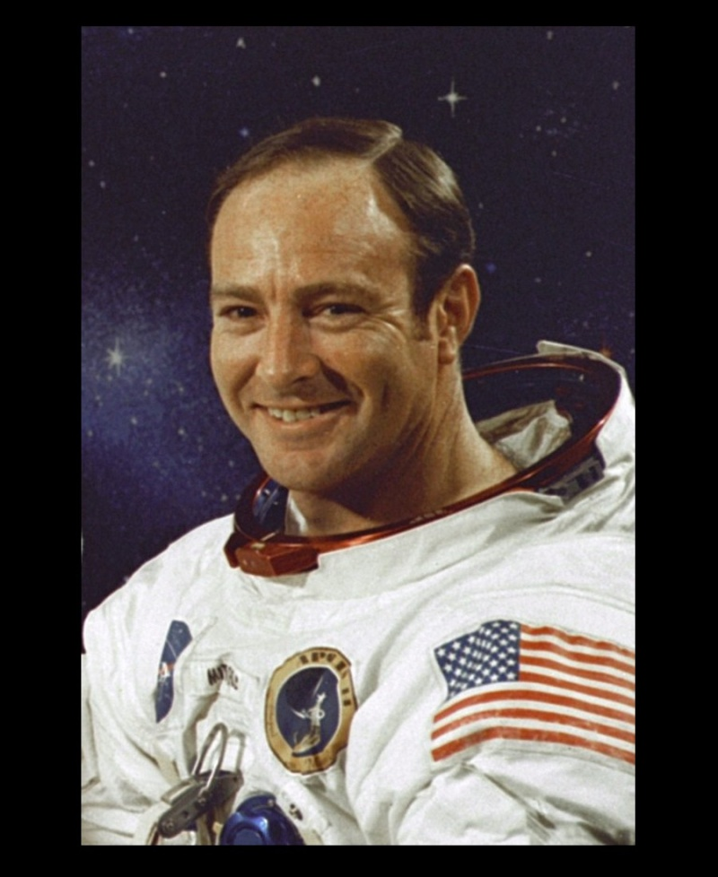 « Les extraterrestres ont empêché une guerre nucléaire », clame le 6e homme envoyé sur la Lune Sans_647
