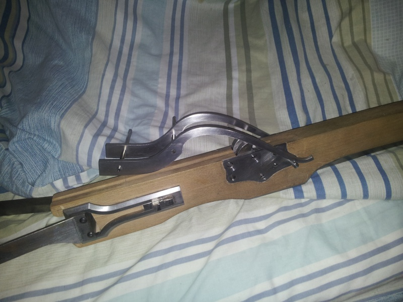 My homemade flemish crossbow - Page 2 Early10