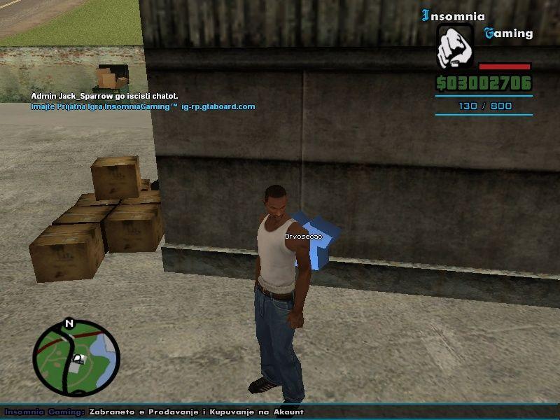 Raboti na Insomnia Gaming Sa-mp-10