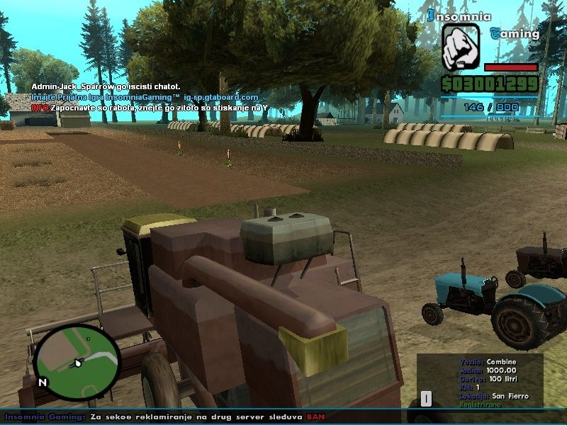 Raboti na Insomnia Gaming Sa-mp-19