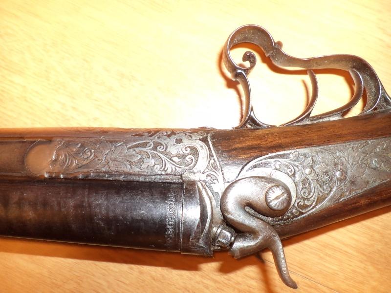 Fusil  Lefaucheux Dsc02513