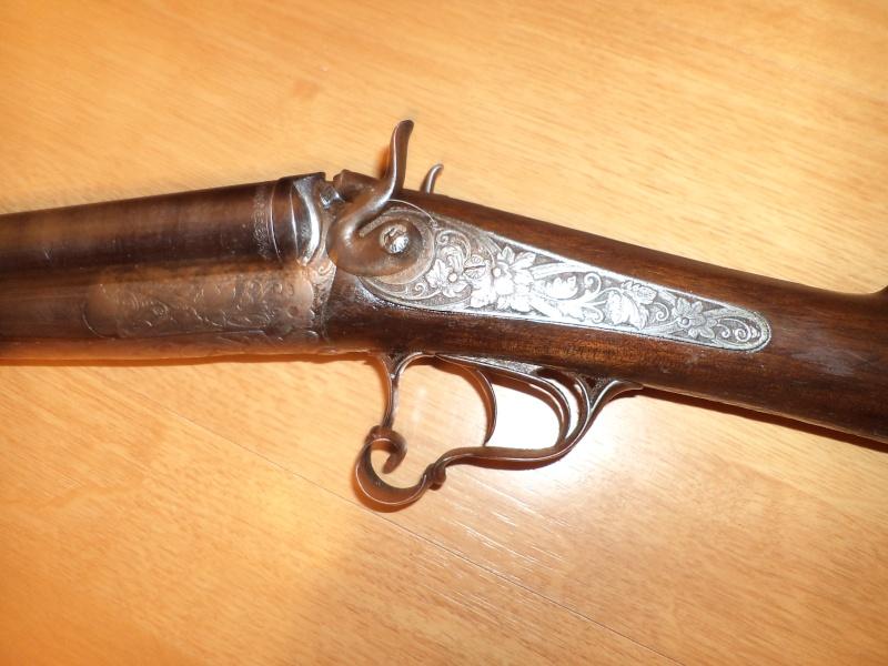 Fusil  Lefaucheux Dsc02514
