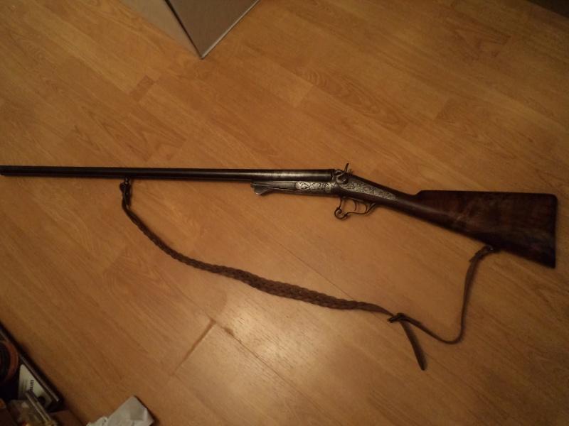 Fusil  Lefaucheux Dsc02517