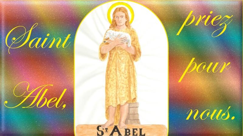 Gilbert Chevalier récite le Chapelet avec vous ! - Page 4 St_abe10