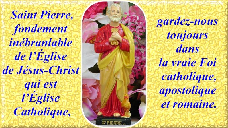Gilbert Chevalier récite le Chapelet avec vous ! St_pie10