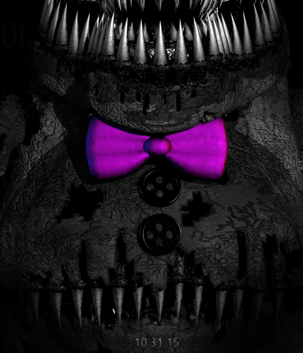 Les mystères de five nights at freddy's  410
