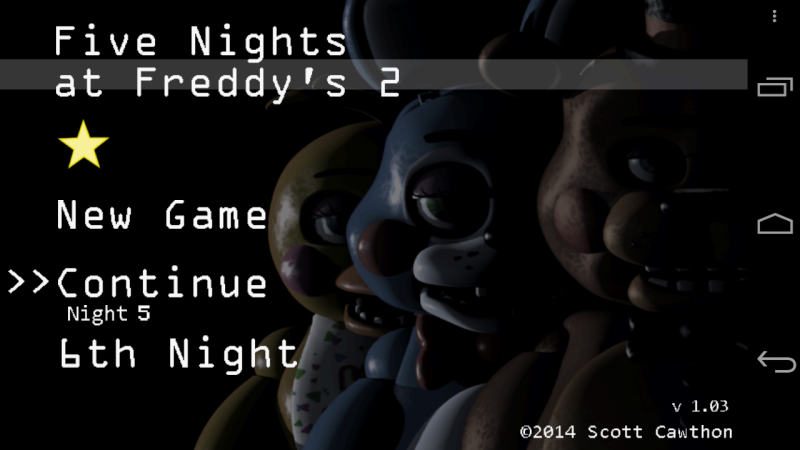 Les mystères de five nights at freddy's  - Page 3 Screen13