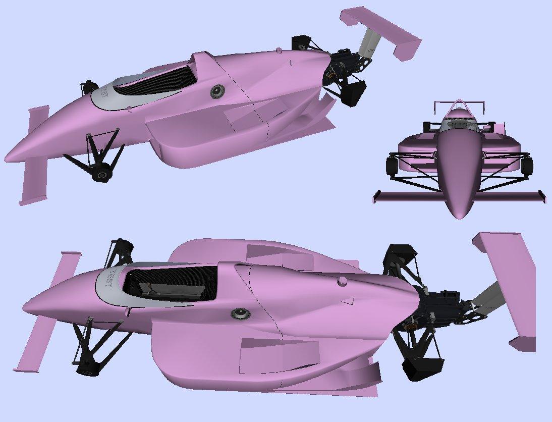 Laser scan car modelling Image710