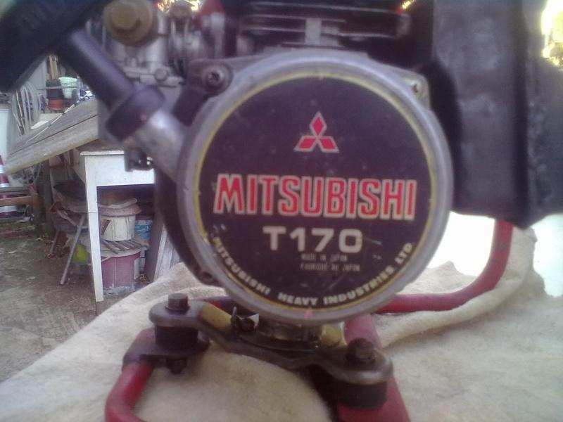 Info su decespugliatore Mitsubishi T170 31052012