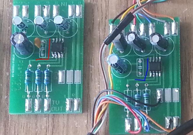 Cable Peritel RGB Nec pour pc engine, core, duo et supergrafx Captur10