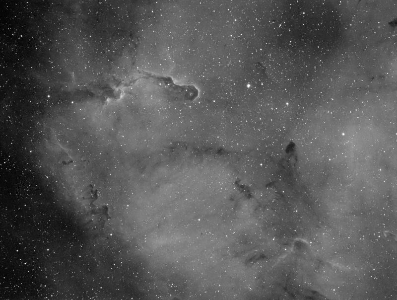 IC 1396 en Halpha Finale10