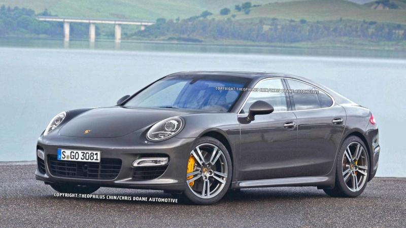 2016 - [Porsche] Pajun (mini Panamera) - Page 3 546b7910