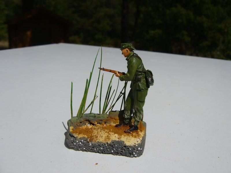 Légionnaire français en Indochine 1950 - Figurine Steelmaster 1/35 P1020838
