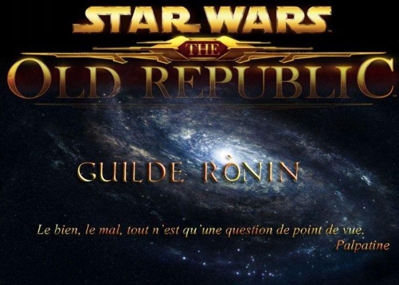 Guilde Rònin