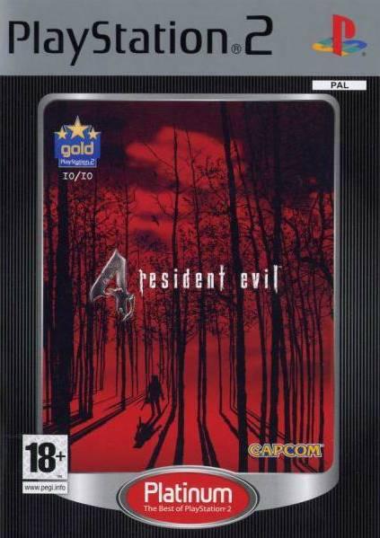 Resident Evil 4 traduzido pela Brazilian Warriors Capa10