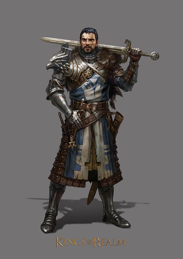 Chevaliers de tous les horizons - Page 2 Kings_10
