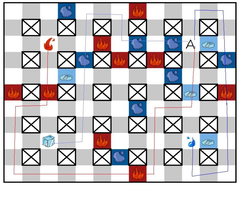 Énigme 394 : Labyrinthe élementaire 2 Labyri10