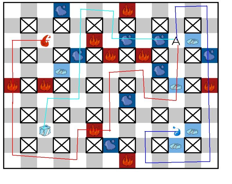 Énigme 394 : Labyrinthe élementaire 2 Labyri11