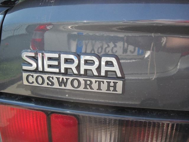 S.G. Twist vs. Sierra Cosworth  Sierra10
