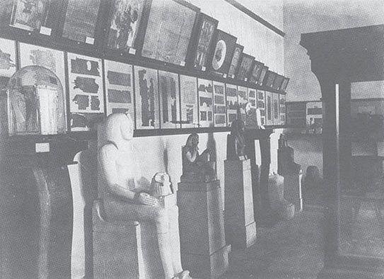 The Mask of Nyarlathotep Egypte10
