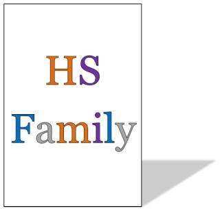 Logo HS Family ! Carte10