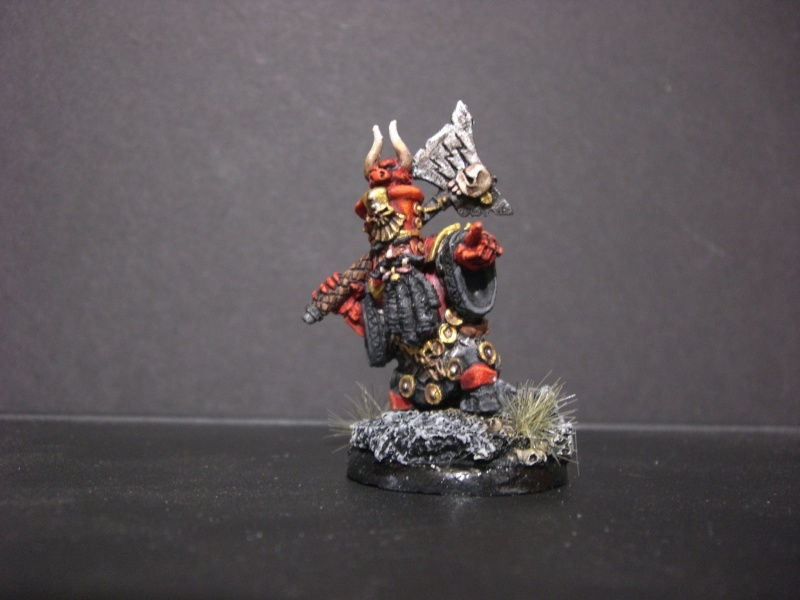 chaos - Starting New Warband, Chaos Dwarves Cimg5410