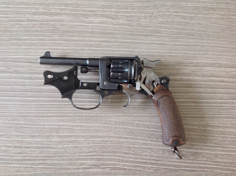 Revolver Mle 1892  Image20