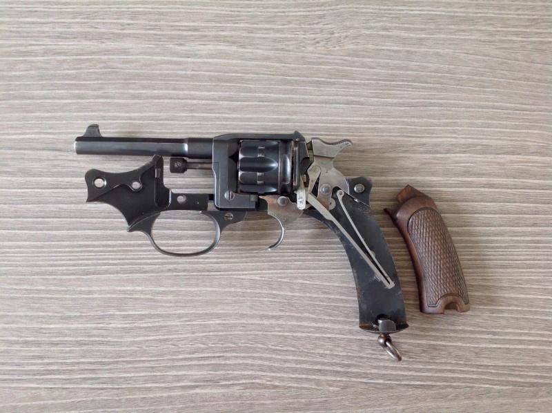 Revolver Mle 1892  Image21