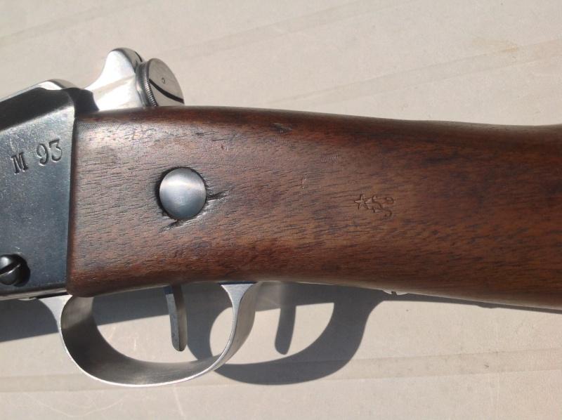 Fusil Mle 1886 M93, MAS 1890 Img_2231