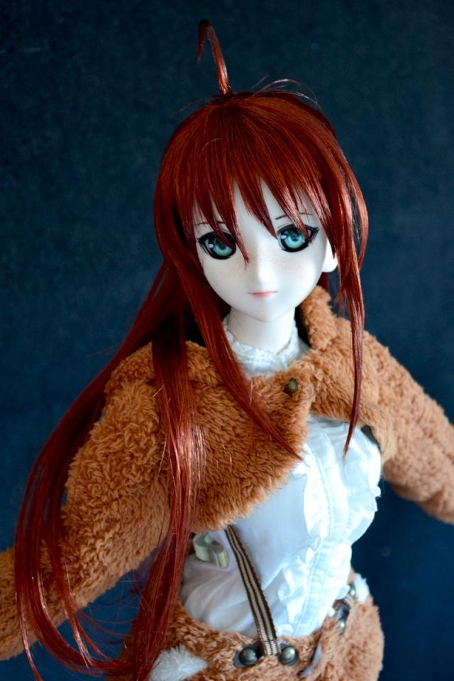[Volks DDH07 DDIII L] Saeko aux cheveux longs - p.1 bas Dsc_3511