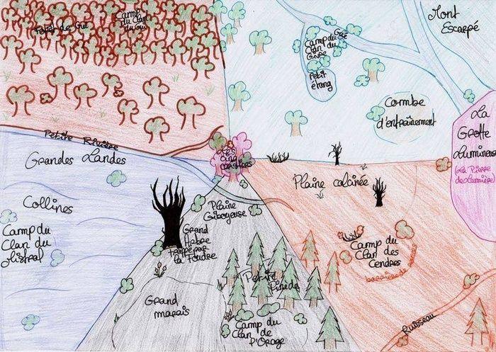 Carte du territoire Plan10
