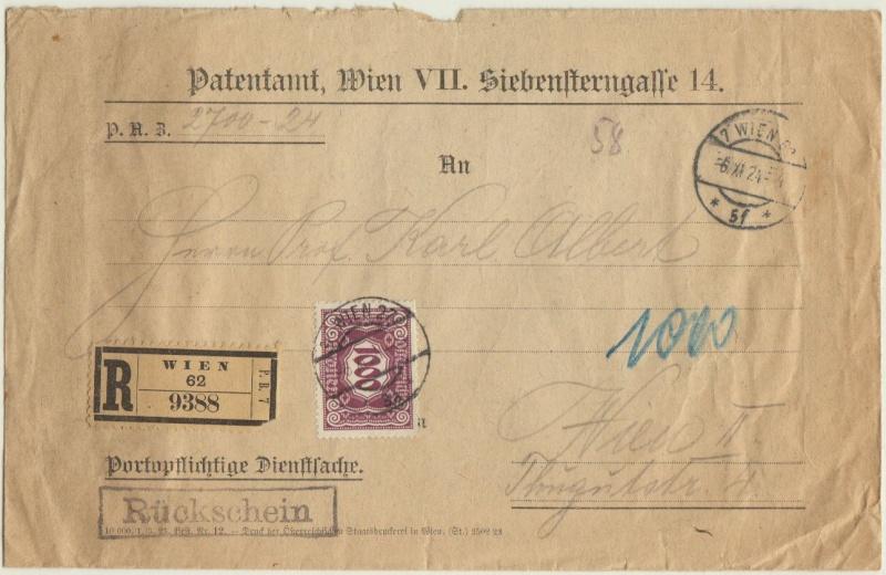 Inflation in Österreich - Belege - 1918 bis 1925 - Seite 4 Rycksc10