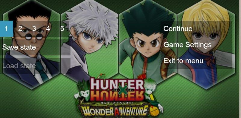 تحميل لعبة hunter x hunter على الكوميوتر pc تورنت وروابط مباشرة 03-08-10