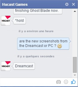 The Ghost Blade, les différentes news - Page 5 Hucast12