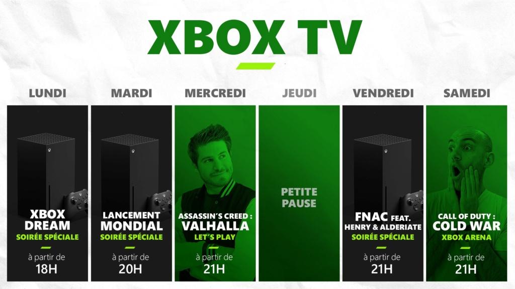 XBOX series X : la Xbox next gen dévoilée ! - Page 4 12402510