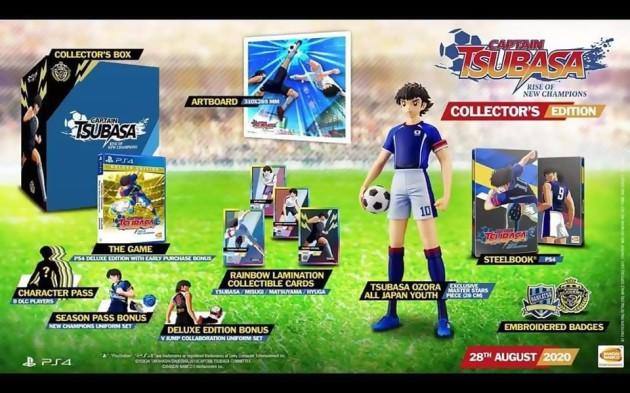 Captain Tsubasa OLIVE et TOM arcade football  - Page 2 Captai10