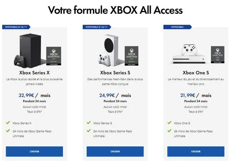 XBOX series X : la Xbox next gen dévoilée ! - Page 31 Captur25