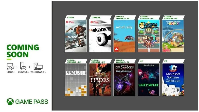 XBOX GAMEPASS ULTIMATE : le topic officiel - Page 8 Gpu10