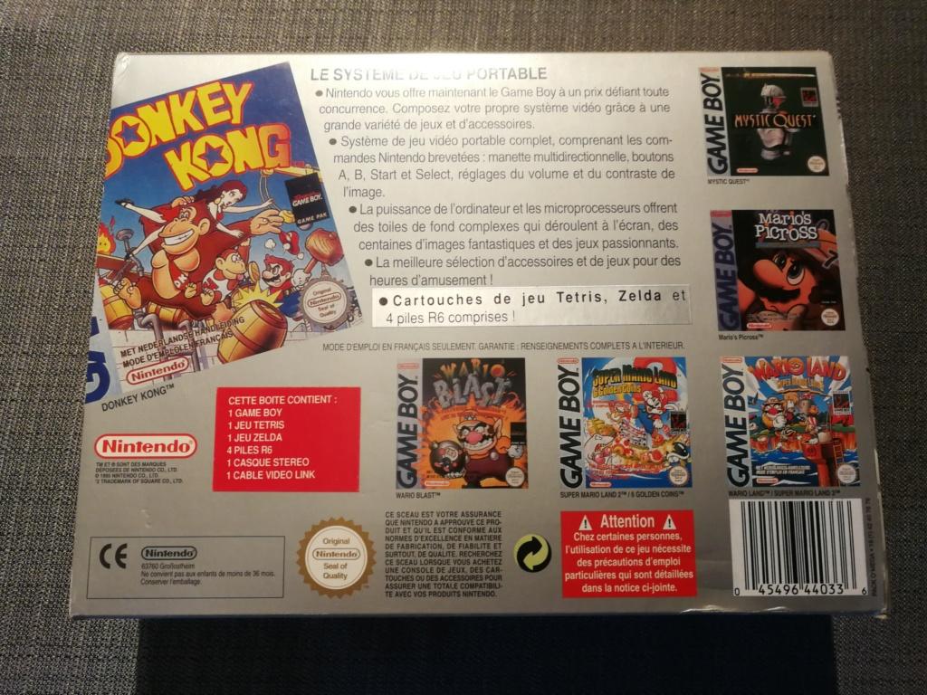 [RECH] Gameboy pack Tetris-Zelda PAL fr - Page 2 Img_2217