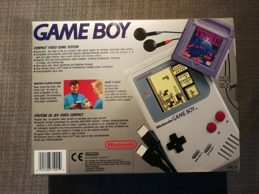 [RECH] Gameboy pack Tetris-Zelda PAL fr - Page 2 Img_2218