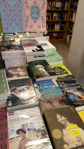 Jane Austen dans les librairies Gibert11