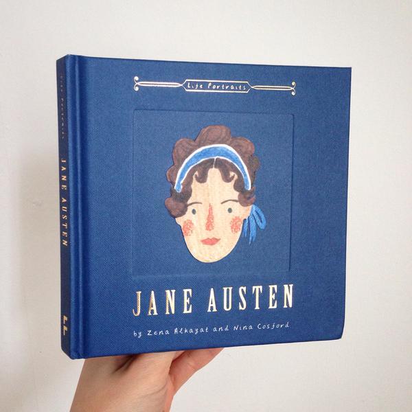 [CONCOURS] Un exemplaire de Jane Austen, Life Portraits à gagner ! Nina10