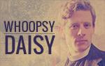 Des logos pour promouvoir Whoopsy Daisy sur le net ! Wd3511